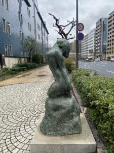 神戸のお散歩【夜景と彫刻の魅力】