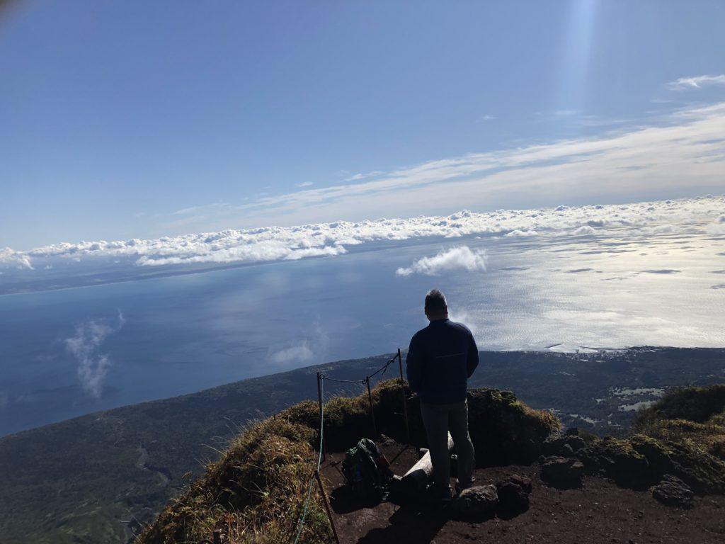 利尻富士登山