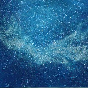 画家・渡邊智美の作品『Imagine〜部屋に飾る風景』
