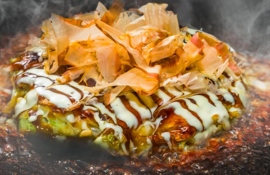 【金沢・しずる】ホワイトマヨネーズで食べるお好み焼き | Furublog