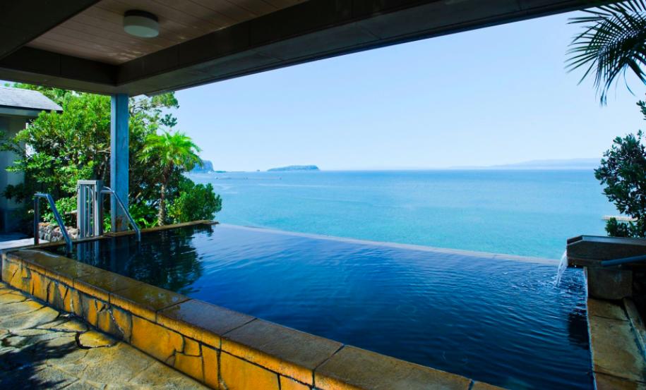 指宿温泉・吟松【錦江湾の絶景を楽しむ露天風呂】 | Furublog
