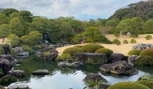 日本一の庭園・足立美術館・北大路魯山人のことば・出雲大社寄り道・Part1