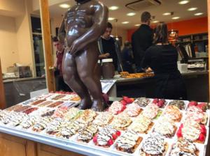 ベルギー旅行物語・チョコレートの4大発明・ブリュッセル〜ブリュージュ