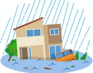 【大雨洪水警報】新築マンション・エレベーターが月に4度の冠水した事例