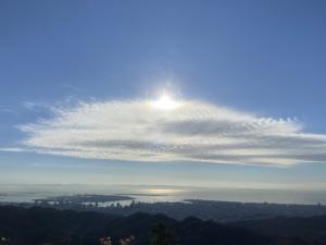 【2020/四季を感じる毎日登山レポート】六甲全山縦走コース・菊水山山頂